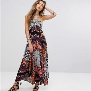 Free People California Love Maxi Dress Size 0